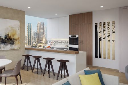 Furnished 2-Bedrooms Hotel Apartment in Jumeirah Living Marina Gate