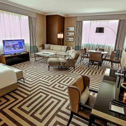 Furnished Studio Hotel Apartment in Al Maha Arjaan by Rotana
