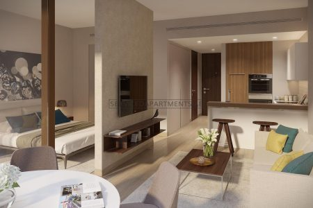Furnished Studio Hotel Apartment in Jumeirah Living Marina Gate