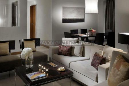 Furnished 2-Bedrooms Hotel Apartment in Address Dubai Mall Residences