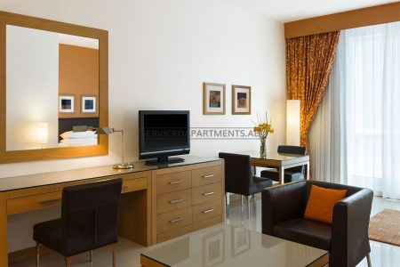 Furnished Studio Hotel Apartment in Four Points By Sheraton Downtown Dubai