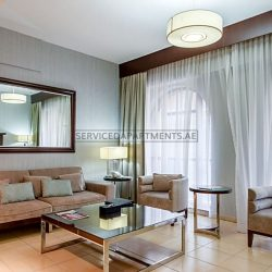 Furnished 3-Bedrooms Hotel Apartment in Suha JBR Hotel Apartments