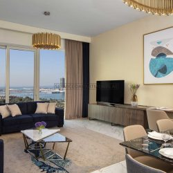 Furnished 3-Bedrooms Hotel Apartment in Avani Palm View Dubai Hotel & Suites