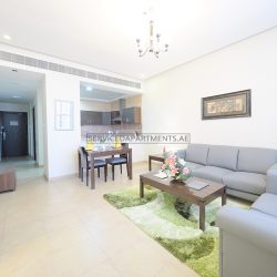 Furnished 1-Bedroom Hotel Apartment in Skylark Hotel Apartments