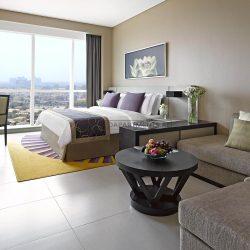 Furnished Studio Hotel Apartment in Dusit Thani Abu Dhabi