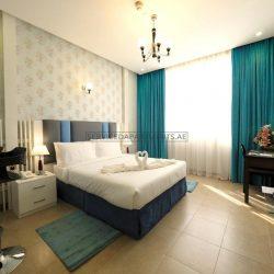 Furnished Studio Hotel Apartment in Skylark Hotel Apartments