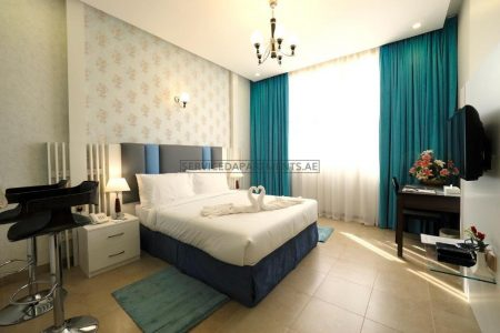 Furnished Studio Hotel Apartment in Skylark Hotel Apartments