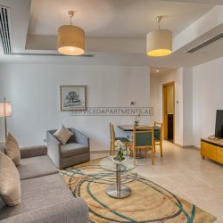 Furnished 1-Bedroom Hotel Apartment in Grand Heights Hotel Apartments