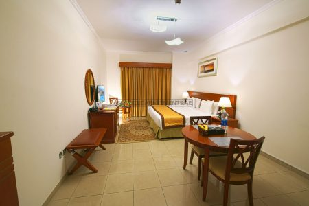 Furnished Studio Hotel Apartment in Rose Garden Hotel Apartment