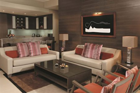 Furnished 1-Bedroom Hotel Apartment in Park Arjaan Rotana