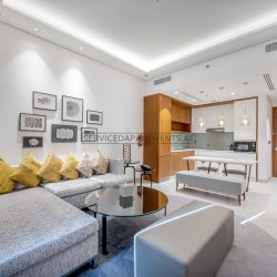 Furnished 2-Bedrooms Hotel Apartment in Grand Mercure Hotel And Residences Dubai Airport