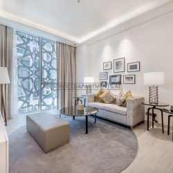 Furnished 3-Bedrooms Hotel Apartment in Grand Mercure Hotel And Residences Dubai Airport