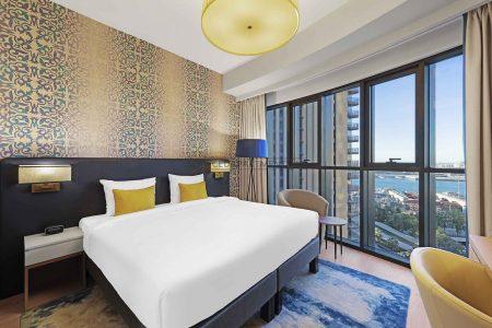 Furnished Studio Hotel Apartment in Aparthotel Adagio
