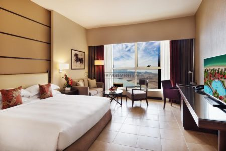 Furnished Studio Hotel Apartment in Khalidiya Palace Rayhaan by Rotana