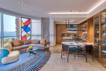Furnished 1 Bedroom Hotel Apartment in Andaz by Hyatt Palm Jumeirah Residences