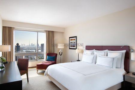 Furnished 3 Bedroom Hotel Apartment in Swissôtel Living Al Ghurair