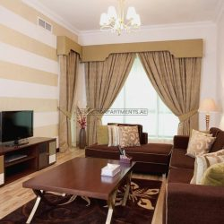 Furnished 1 Bedroom Hotel Apartment in Al Waleed Palace - Oud Metha