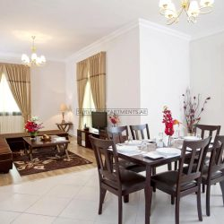 Furnished 2 Bedroom Hotel Apartment in Al Waleed Palace - Oud Metha