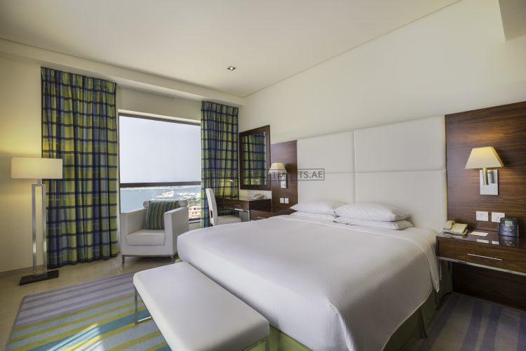 Furnished 4 Bedroom Hotel Apartment in Hilton Dubai The Walk