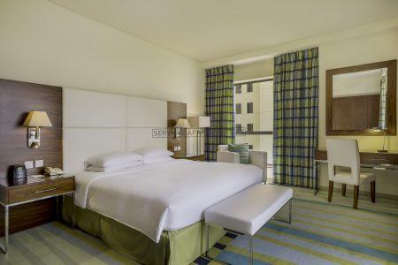 Furnished 3 Bedroom Hotel Apartment in Hilton Dubai The Walk