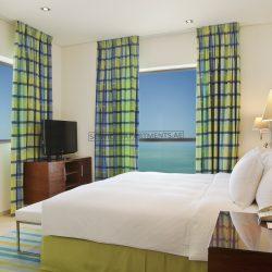 Furnished 2 Bedroom Hotel Apartment in Hilton Dubai The Walk