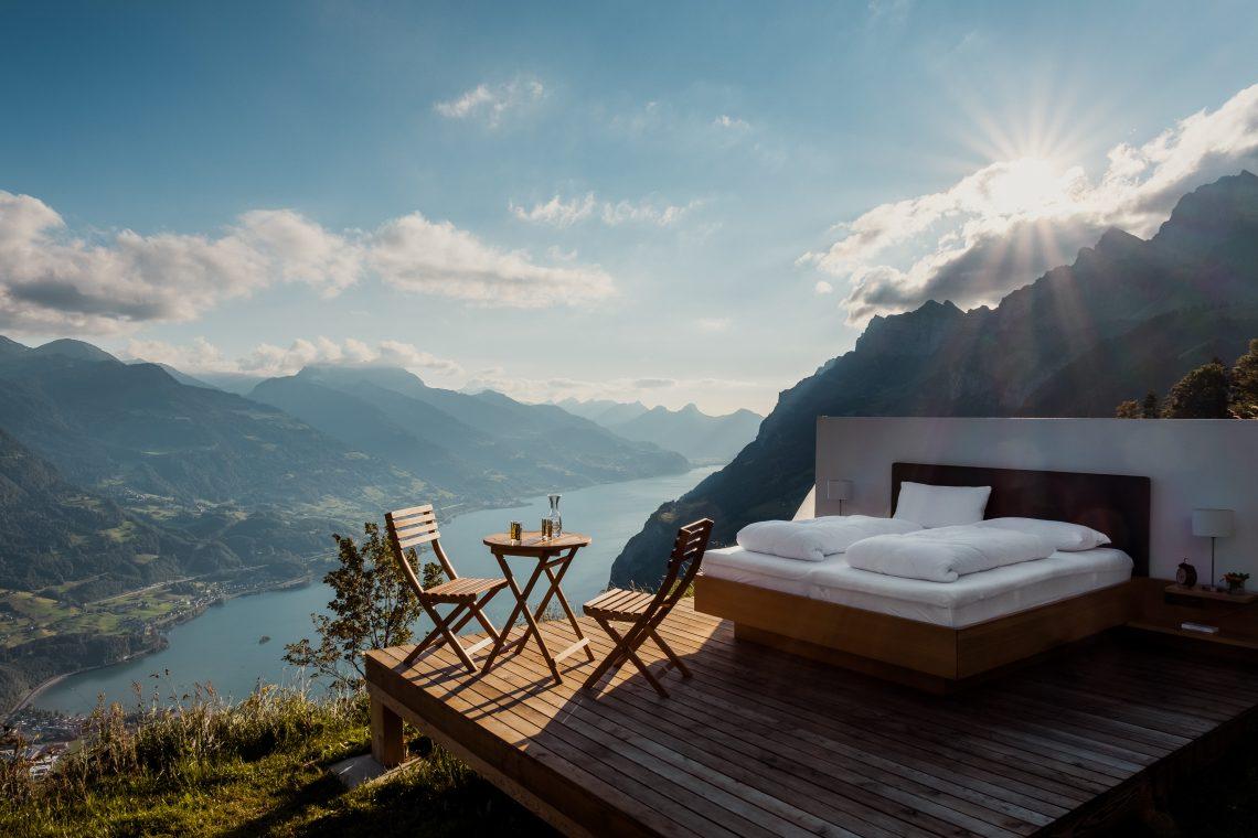 fantasy hotel room