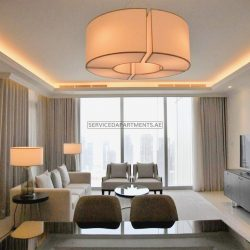 Furnished 3 Bedroom Hotel Apartment in Address Fountain Views